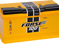 Аккумулятор Forse 6СТ-100 R+