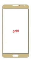 Стекло (для ремонта дисплея) для Samsung A500H Galaxy A5, с OCA пленкой, цвет золотой
