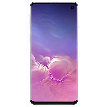 Смартфон Samsung Galaxy S10 DS 128GB Black (SM-G973FZKD), фото 2