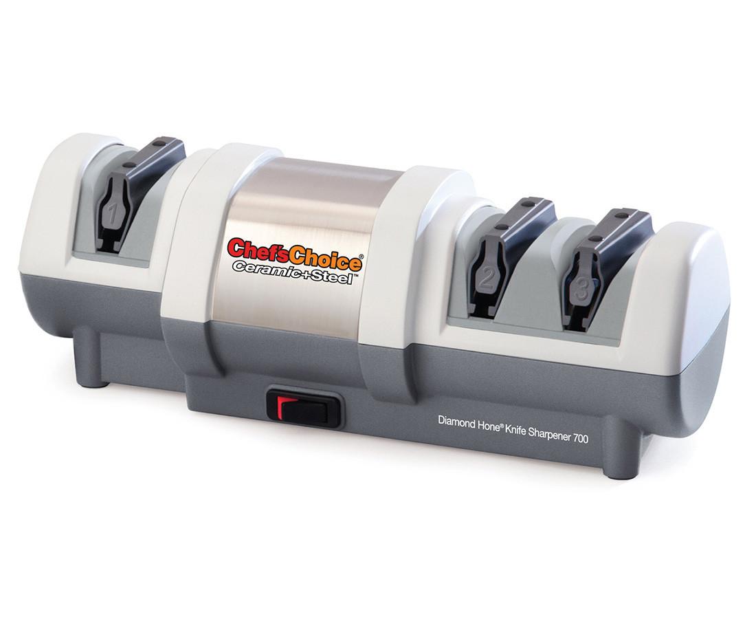 Точилка электрическая для стальных и керамических ножей, Chef's Choice (CH/700)