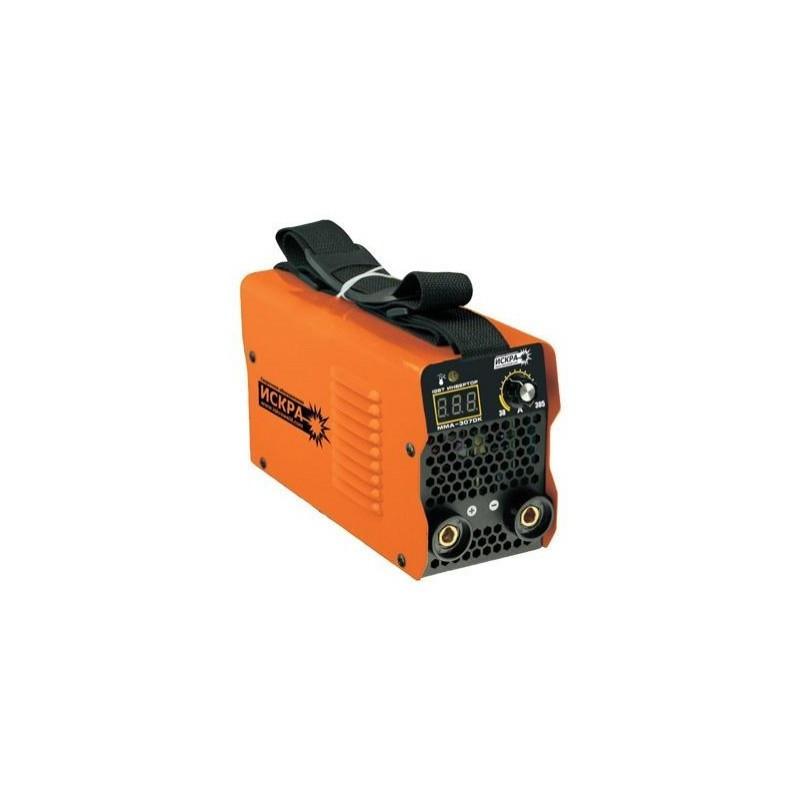 Сварочный инверторный аппарат Искра ММА-307DK