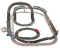 Детская железная дорога и автотрек Cowa Racing 630см