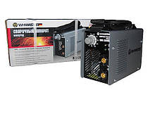 Сварочный инверторный аппарат WMaster MMA 260 mini
