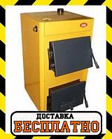 Твердотопливный котел Огонек КОТВ-12 кВт