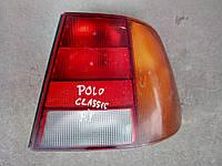 Фонарь задний Volkswagen Polo Classic