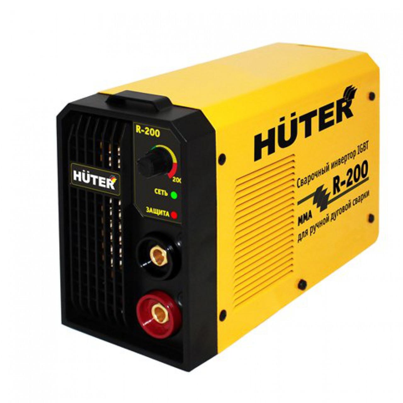 Сварочный аппарат инверторный R-200 Huter 65/47