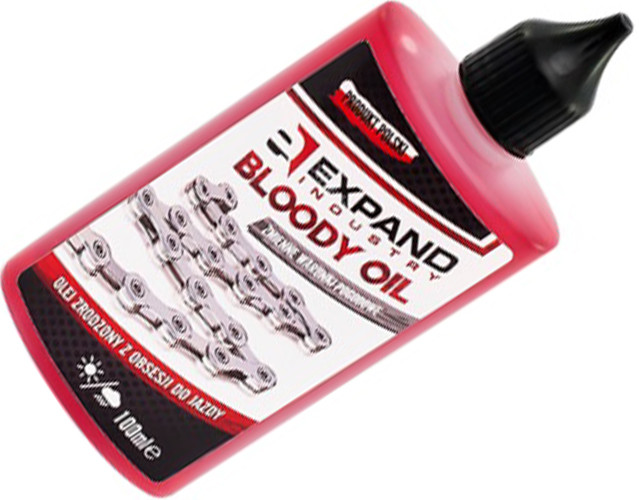 Масло для цепи Expand BLOODY OIL DRY (A-OS-0024)
