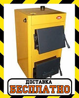 Твердотопливный котел Огонек КОТВ-14 кВт