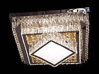 Хрустальный светильник потолочный с пультом 8569-50