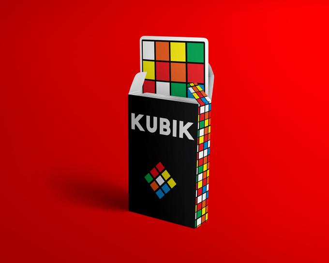 Карты игральные | KUBIK Playing Cards by Shuffled