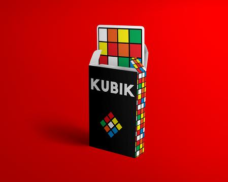 Карты игральные | KUBIK Playing Cards by Shuffled, фото 2