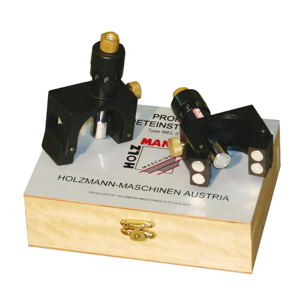 Магнитный прибор для установки строгальных ножей Holzmann MEL 2
