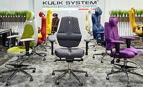 Кресла ортопедические KulikSystem