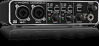 Аудиоинтерфейс Behringer UMC202HD