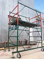 Мобильная строительная вышка–тур, фото 1