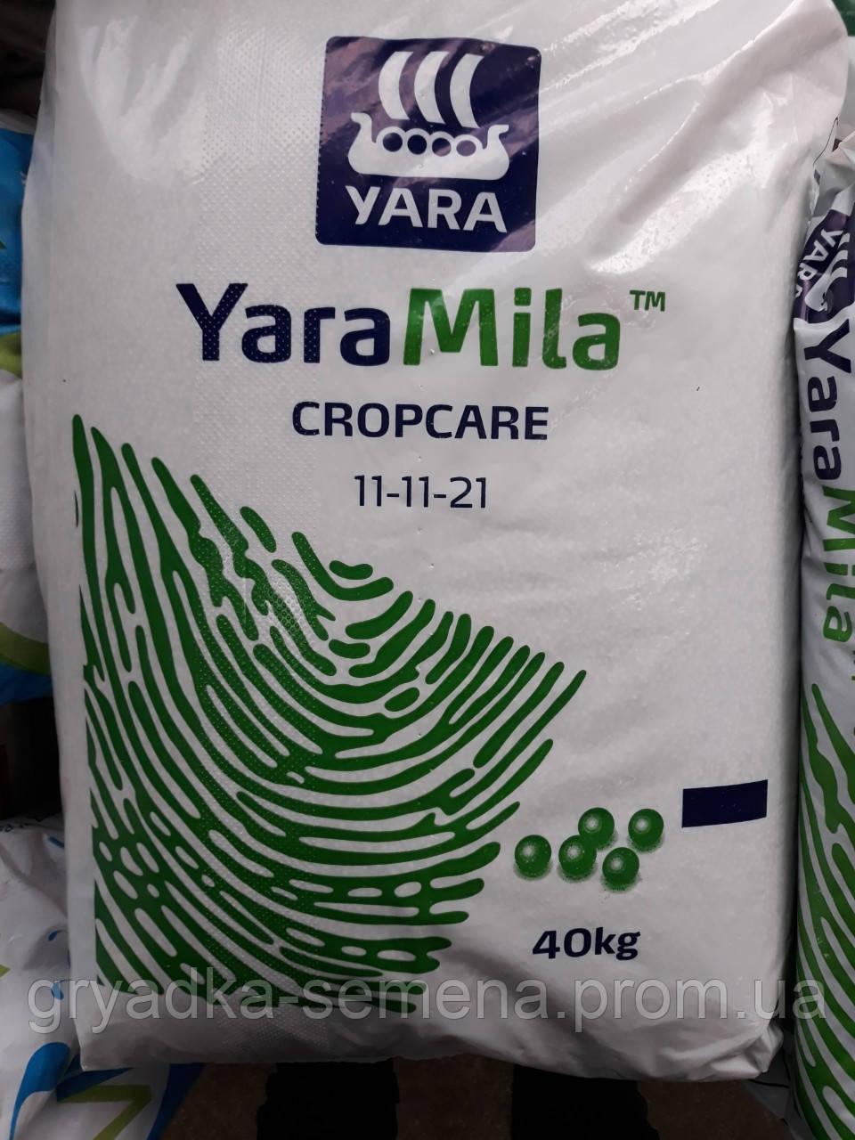 Удобрение Яра Мила Кропкер 11-11-21 40 кг Финляндия