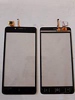 Оригинальный тачскрин / сенсор (сенсорное стекло) для Ergo B501 Maximum (черный цвет)