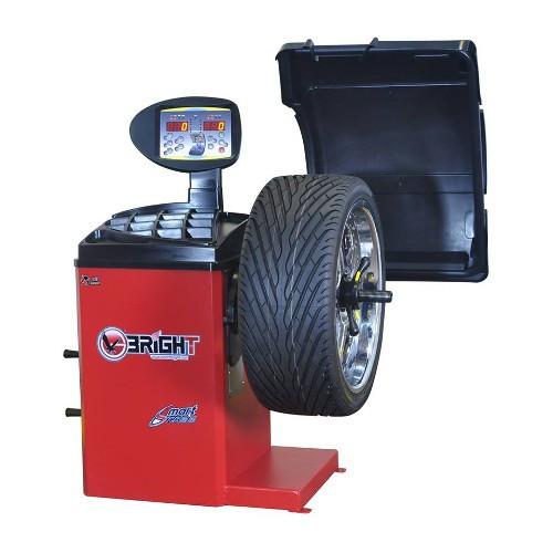 Балансировочный станок (вес колеса 70кг) CB67 220V BRIGHT
