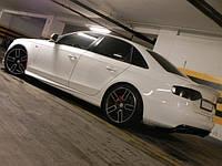 Тюнинг Audi A4 B8 спойлер на крышку багажника