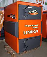 Пиролизный котел Котеко Unika 130, фото 2
