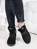 Женские замшевые ботинки деми Аврелия 6835-28, фото 2