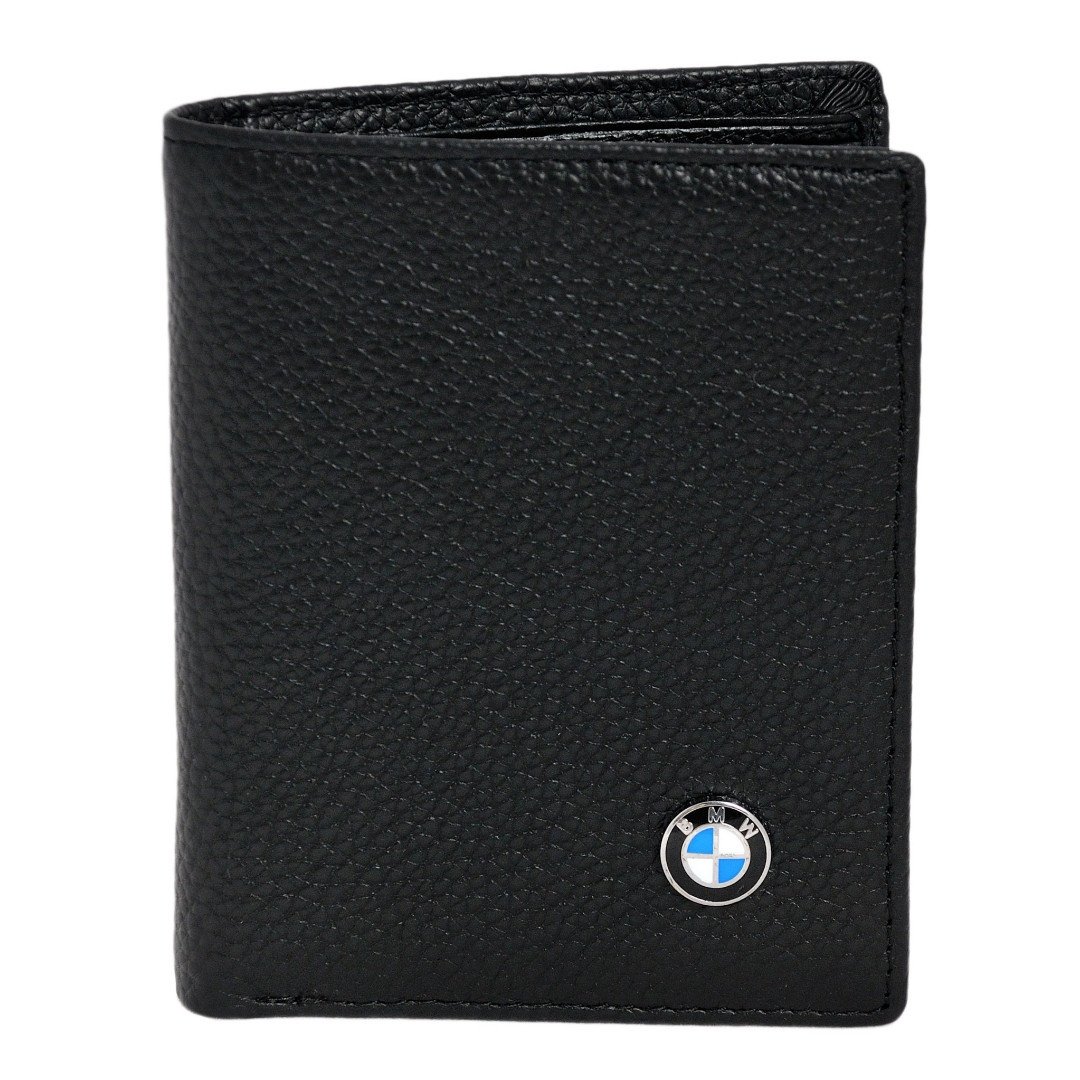 Бумажник двойного сложения с логотипом BMW (БМВ)