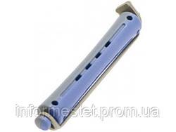 Sibel Коклюшки довгі сіро-блакитні 1,2*8см 12шт 4500739