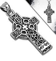 Кулон из медицинской стали «Кельтский крест»