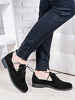 Туфли замшевые Адриана 6852-28, фото 1