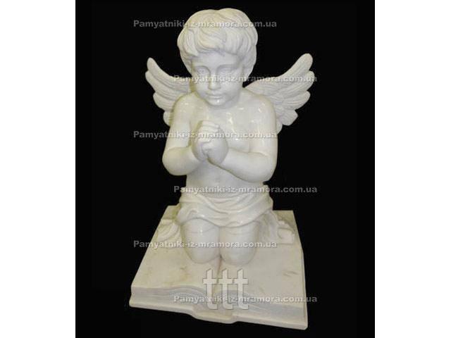 Ангелочек на книге № 8