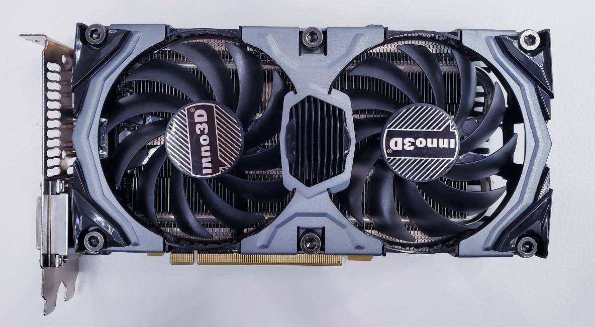 "Видеокарта Inno3D GeForce GTX660 3GB (N66M-3SDV-L5GSX) ""Over-Stock"" Б/У"