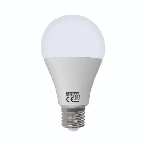 """Лампа Светодиодная """"PREMIER - 18""""  18W 6400К  A70 E27, фото 2"""