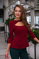 Кофта женская стильная 6 цветов АНД320, фото 1