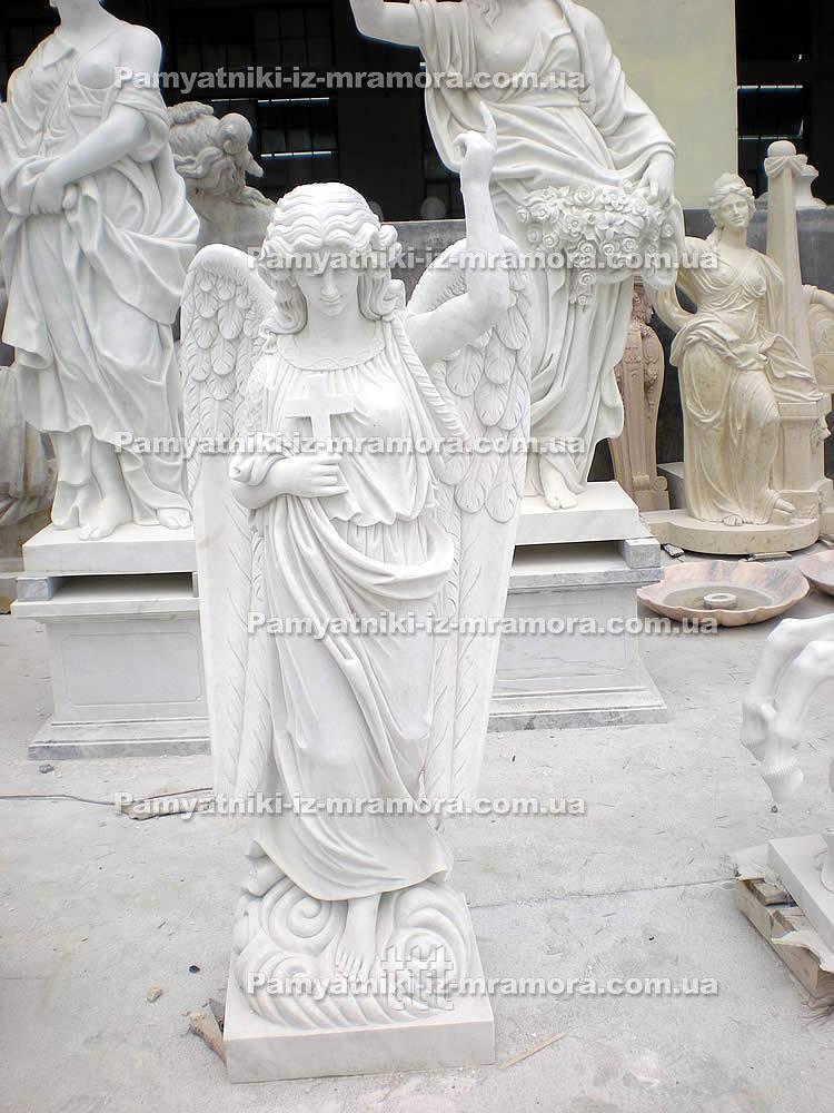 Скорбящий ангел № 12