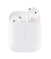 Bluetooth наушники HBQ I10 TWS Stereo белые