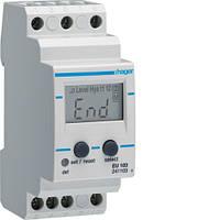 Реле EU103 контролю струму з вбудованим амперметром Hager, 6668