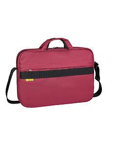Сумка для ноутбука Surikat бордовая (мужская сумка, женская сумка, под ноутбук, сумки)