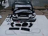 Рестайлинг Mercedes W222, бампер S63 AMG, обвес W222 AMG, фото 2