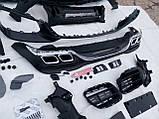 Рестайлинг Mercedes W222, бампер S63 AMG, обвес W222 AMG, фото 3
