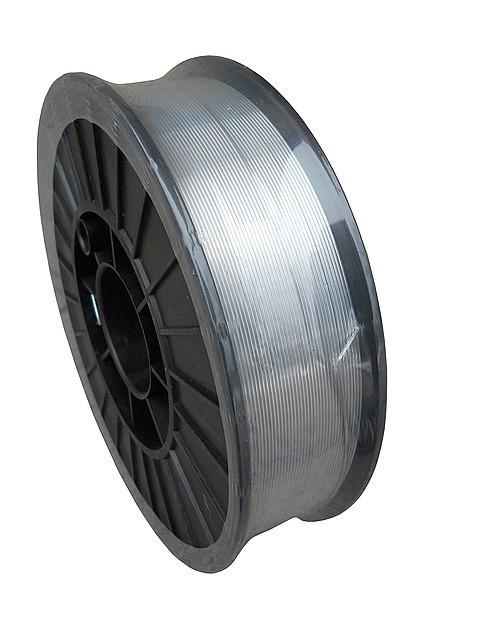 Проволока сварочная алюминиевая ER4043 диаметр 1.0 катушка 2 кг