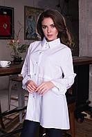 Рубашка-туника женская молодежная АНД283, фото 1