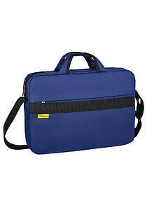 Сумка для ноутбука Surikat темно-синяя (мужская сумка, женская сумка, под ноутбук, сумки)