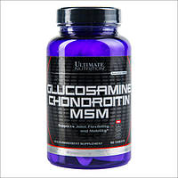Спортивное питание GLUCOSAMINE CHONDROITIN & MSM 90 таблеток