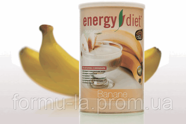 Коктейль Банановый Energy Diet HD