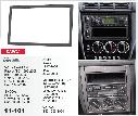 Переходная рамка CARAV Volkswagen Passat B5, Bora, Golf, Lupo, Polo (11-101), фото 4