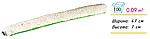 Насадка-шубка 45 см для мытья окон CPY 249
