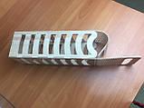 """Подарункова дерев'яна коробка для пляшки з ручками """"майка"""", фото 6"""