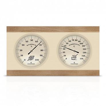Термогигрометр для сауны ТГС-4