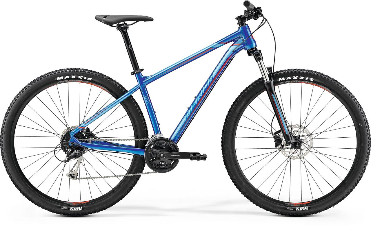 Велосипед горный MERIDA BIG.NINE 100 2019