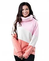 Красивая женская кофта на зиму (S-2XL в расцветках), фото 1